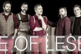 Concierto de Love of Lesbian para presentar 'Espejos y espejismos' en el Auditórium de Palma