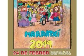 Marratxí celebra Carnaval con su tradicional Rua