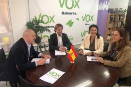 María Jerónima Marqués Rattier se une a VOX Baleares, tras 40 años en el PP