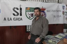 Pedro Bestard, probable candidato de Vox al Consell de Mallorca