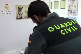 Dos detenidos por sustraer relojes mediante el método del abrazo del oso