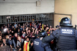 Tres detenidos y 37 personas atendidas por los incidentes durante la huelga del 21-F