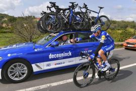 Enric Mas, tercero en la Vuelta al Algarve