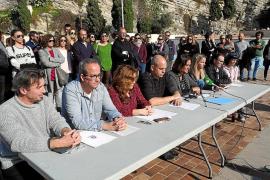 La comunidad educativa de Ibiza presenta un manifiesto en defensa de 'Godofredo'