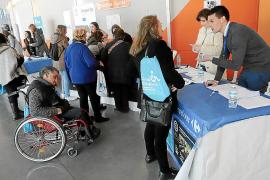 Unas 600 personas con discapacidad, en busca de empleo