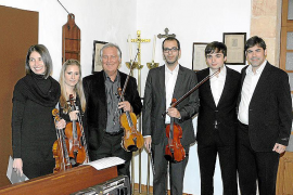 Brillante concierto de homenaje al maestro Bernat Pomar