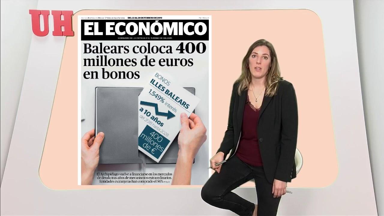 Balears vuelve a financiarse en los mercados de deuda