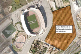 Estadio de atletismo de Son Moix