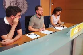 Més participa en una coalición de izquierdas para las elecciones europeas