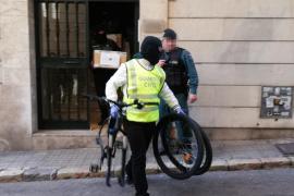 Detención en Palma