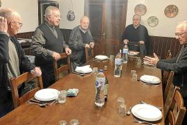 El obispo Taltavull garantiza el empleo a los 46 trabajadores del Santuario de Lluc