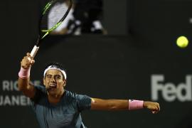 Munar se despide del Torneo de Río en cuartos