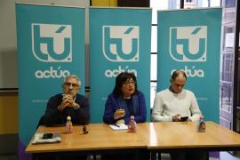 Llamazares: «El objetivo de Actúa es representar a una izquierda que se ha quedado huérfana»
