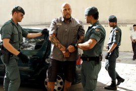«Los Ángeles del Infierno creyeron que pasarían desapercibidos en la Isla»