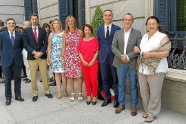 Renovación casi total de los diputados de Baleares en Madrid