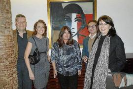 Maria Carbonero inaugura una nueva exposición junto a Catalina Sureda