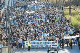 Ibiza cumple cinco años de protestas contra el petróleo