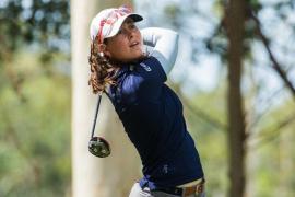 Nuria Iturrioz, segunda en el Australian Ladies Classic