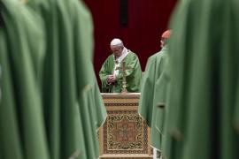 El Papa asegura que la Iglesia llevará ante la justicia a los abusadores