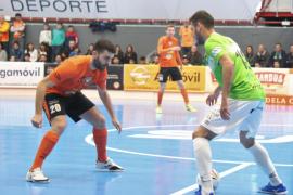 El Palma Futsal cae en el último minuto