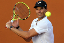 Nadal debutará ante Mischa Zverev en Acapulco