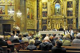 Los feligreses ven con preocupación y dudas el futuro del Santuari de Lluc