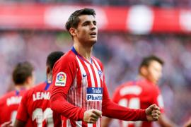 El triunfo de Morata