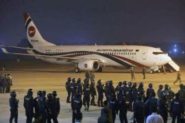 Fracasa el intento de un terrorista suicida de secuestrar un avión con destino Dubai