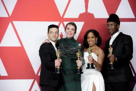 Lista completa de los ganadores de los Oscar 2019