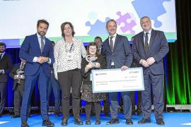 Nissan Nigorra Baleares recibe el premio 'Automóvil Social 2018'