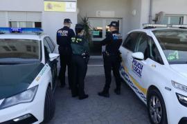 Dos detenidos por tirones y hurtos en casas en Felanitx