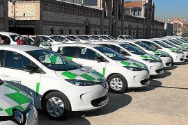 Renault entregó 62 ZOE al Ayuntamiento de Madrid