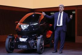 Seat presenta su prototipo de microvehículo para la ciudad