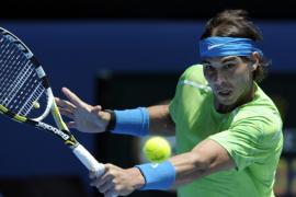 Nadal supera a un batallador Haas y ya está en tercera ronda del Abierto de Australia