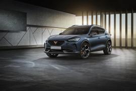 CUPRA celebró su aniversario con el nuevo 'concept-car' Formentor