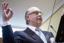 CRISTÓBAL MONTORO ASISTE A LA TOMA DE POSESIÓN DEL DELEGADO DEL GOBIERNO EN CASTILLA-LA MANCHA