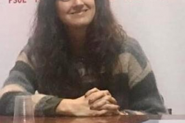 Núria Hijosa, candidata del PSOE a Manacor