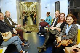 La línea de metro hasta el ParcBit costará el doble de lo previsto para que sea más rápida
