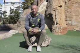 Antonio Vadillo: «Hay que valorar lo que está haciendo este club»