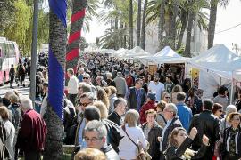 Artesanía y cultura, estrellas del Dia de les Illes Balears