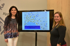 Cort presenta un mapa de Palma con 643 espacios para aumentar la calidad de vida de los ciudadanos