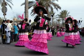 Así será la Rua del Carnaval de s'Arenal