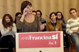 Armengol promete primarias abiertas a los simpatizantes para elegir candidatos
