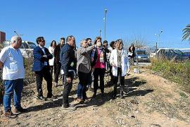El aparcamiento del hospital de Inca tendrá 303 nuevas plazas en tres meses