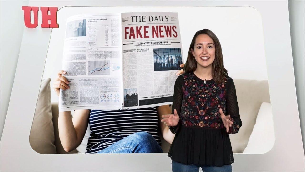 'Fake news', aprende a detectarlas