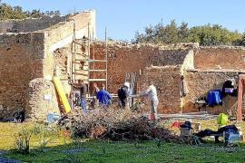 El Consell inicia las obras de rehabilitación de la zona más deteriorada de Bellpuig