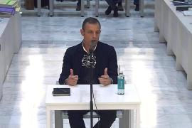 La Audiencia Nacional pone en libertad a Sandro Rosell y su socio Joan Besolí