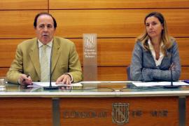 Rodríguez a Ginard: «A tu cuñada le han embargado»