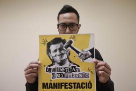 El Parlament rechaza las amenazas de Valtonyc contra la Guardia Civil