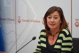 Armengol comparecerá en el Parlament para explicar el REB